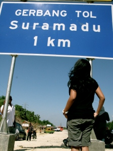 @ Madura, 1 km before Suramadu bridge